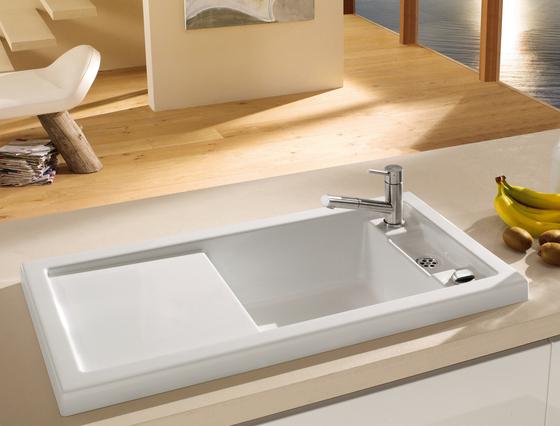 Metric Art 60 Einbauspüle von Villeroy & Boch | Küchenspülbecken