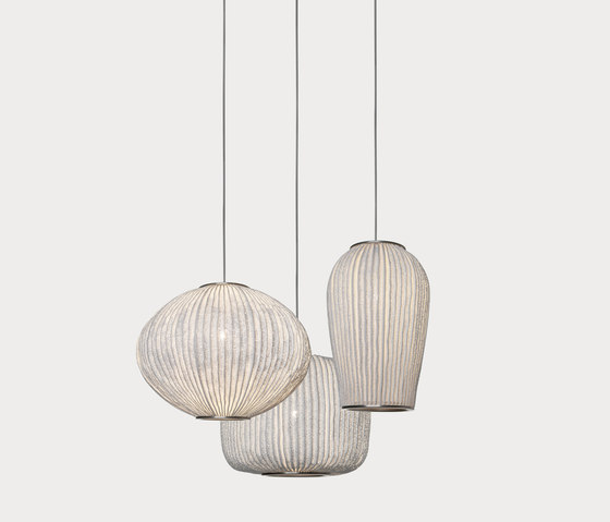 Coral composition CO04-3 by a by arturo alvarez | Suspended lights
