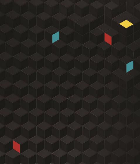 Cube - Black by Kale | Ceramic tiles