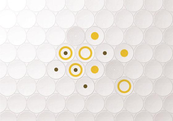Dot - White by Kale | Tiles