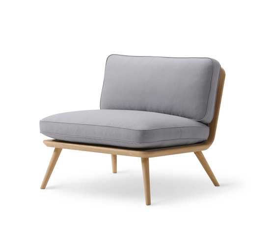 Spine Lounge Chair by Fredericia Furniture   Armchairs