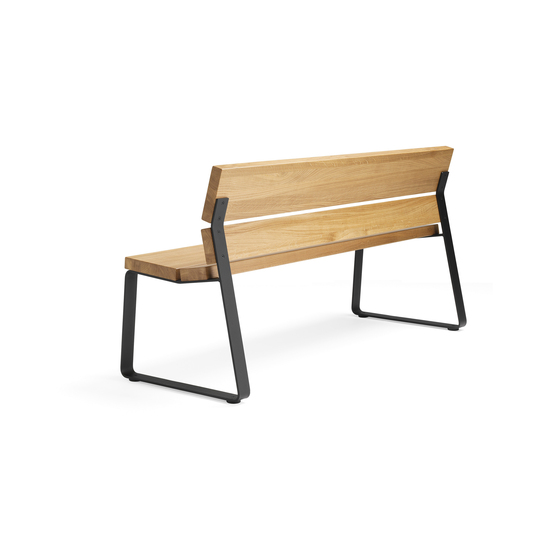 Fat sofa by Materia | Garden benches