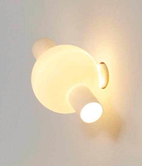 Trou built-in wall | ceiling lamp by Cordula Kafka | General lighting