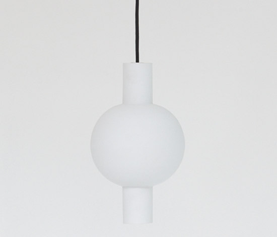 Trou² pendant lamp by Cordula Kafka | Suspended lights
