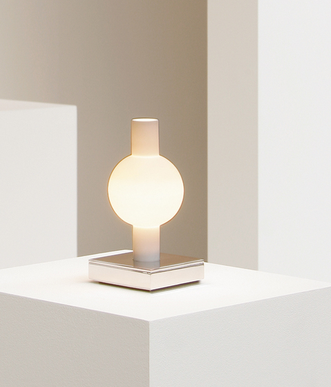 Trou table lamp de Cordula Kafka | Iluminación general