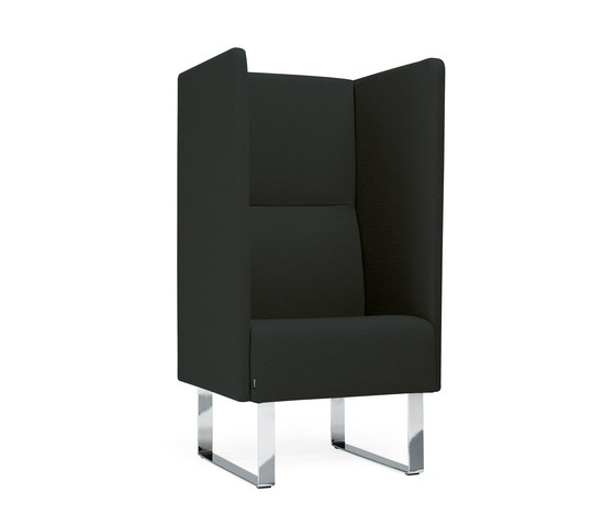 Monolite easy chair by Materia   Lounge chairs
