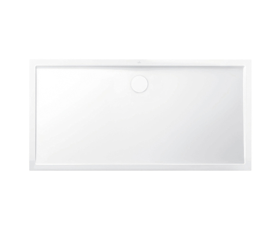 Futurion flat by Villeroy & Boch | Shower trays