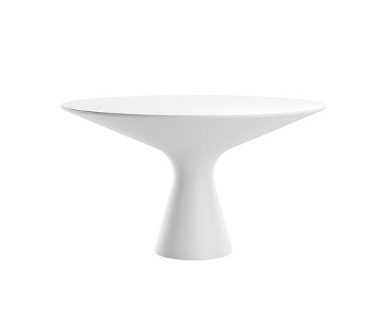 Blanco I 2577 by Zanotta | Dining tables