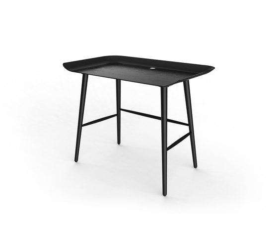 woood Desk de moooi | Bureaux plats