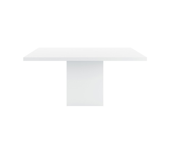 Lungometraggio I 2580 by Zanotta | Meeting room tables