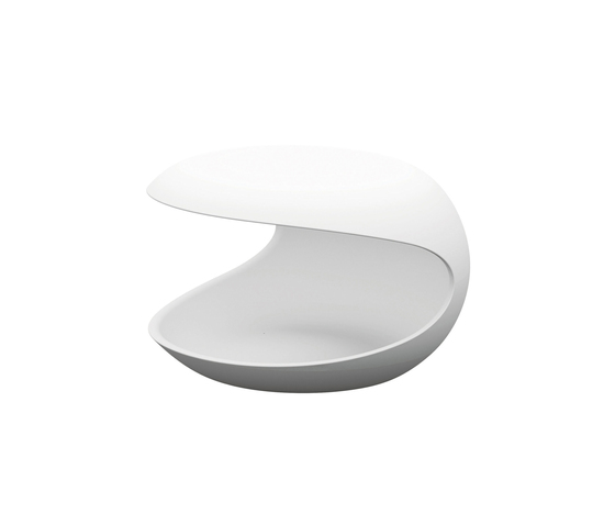 White Shell I 639 by Zanotta | Night stands