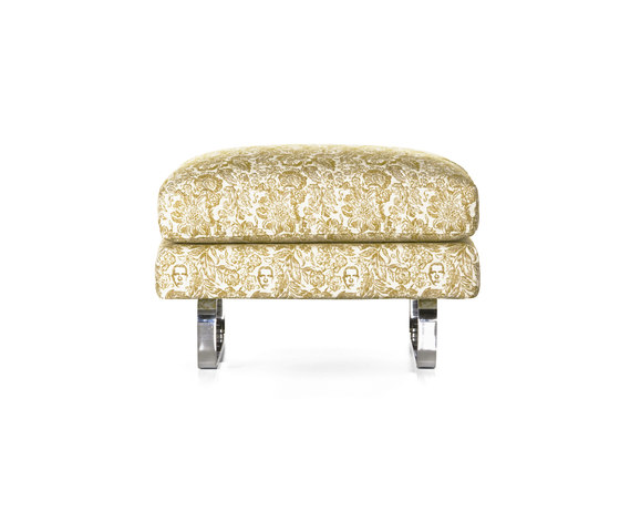 boutique jester Footstool by moooi | Poufs