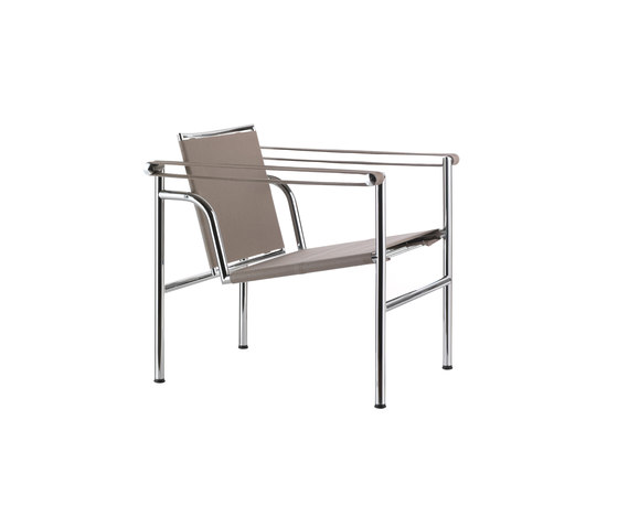 LC1 Outdoor von Cassina | Gartensessel