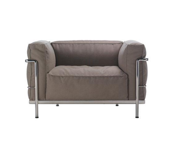 LC3 Outdoor Sessel von Cassina | Gartensessel