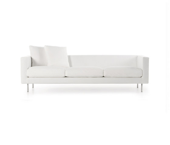 boutique chameleon pause Triple seater by moooi | Sofas