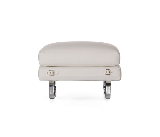 boutique chameleon pause Footstool by moooi | Poufs