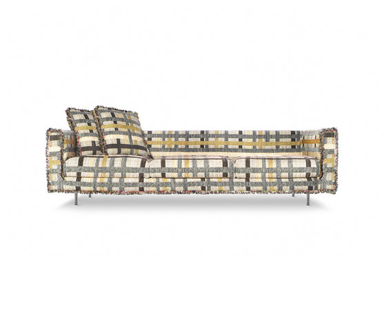 boutique coco Triple seater by moooi | Sofas