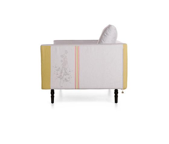 boutique kimono Single seater by moooi | Armchairs