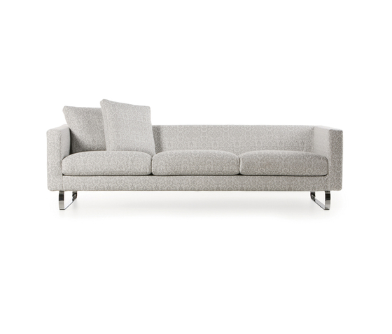 boutique silver Triple seater by moooi | Sofas