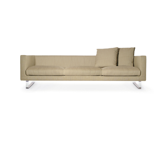 boutique travis Triple seater by moooi | Sofas