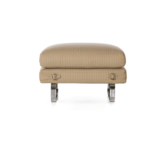 boutique travis Footstool by moooi | Poufs