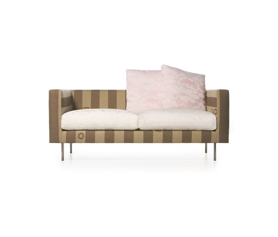 boutique naked Double seater by moooi | Sofas