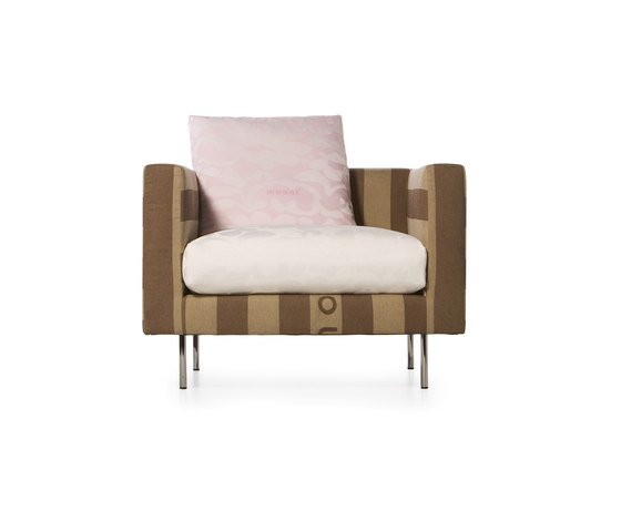 boutique naked Single seater by moooi | Armchairs