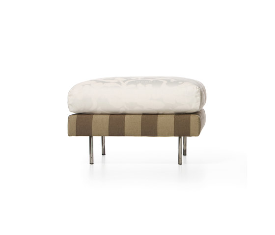 boutique naked Footstool by moooi | Poufs