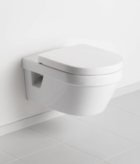 Omnia architectura Washdown WC wall-mounted by Villeroy & Boch | Toilets