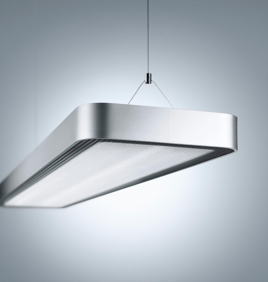 ATARO DUP 254 Suspended luminaire by H. Waldmann | General lighting