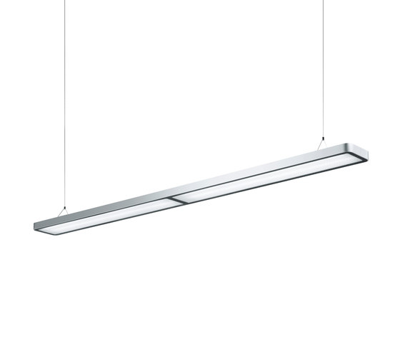 ATARO DUP 454 Suspended luminaire by H. Waldmann | General lighting