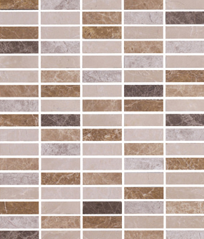 Marfil - Tawny Small Melange Polished by Kale | Floor tiles