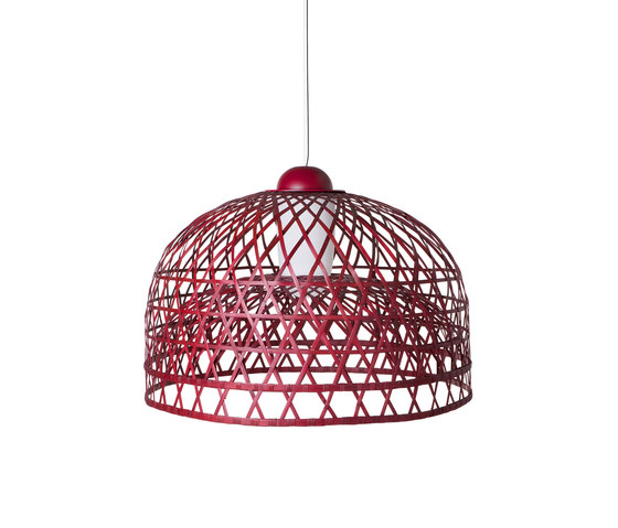 Emperor Suspended Lamp Large by moooi | Suspended lights