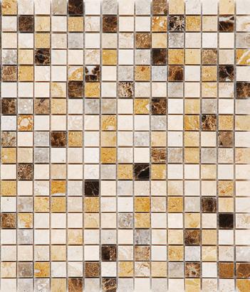 Marfil - Rocky Mountain Mosaic Polished by Kale | Floor tiles