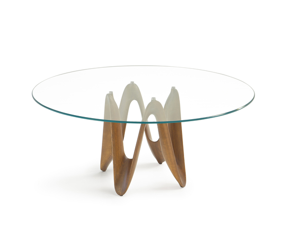 Lambda Round by Sovet | Restaurant tables