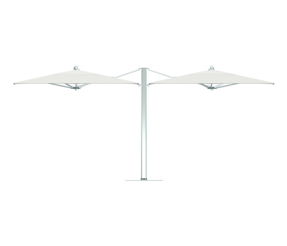 Ocean Master Max Dual Cantilever by TUUCI | Parasols