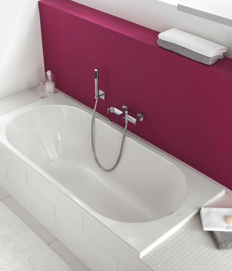O.novo Bathtub by Villeroy & Boch | Built-in baths