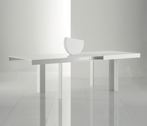 Axlon table by Acerbis | Dining tables