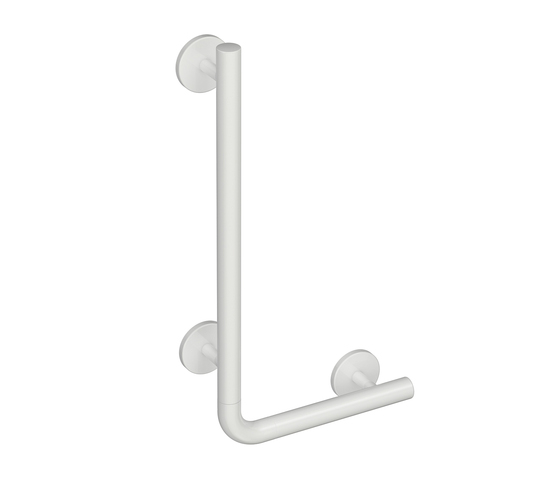 L-shaped support rail by HEWI | Grab rails