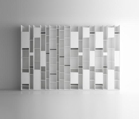 Random box by MDF Italia | Shelving systems