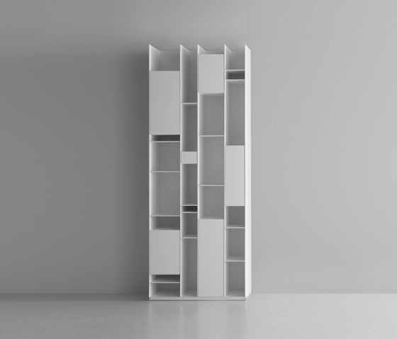 Random box by MDF Italia | Shelving