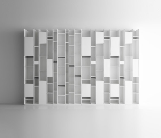 Random box by MDF Italia | Shelving systems