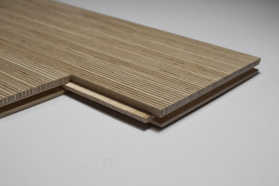 Plexwood - Lame de parquet de Plexwood | Placages en bois