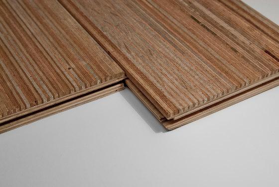 Plexwood - Maxi listone di Plexwood | Piallacci di legno
