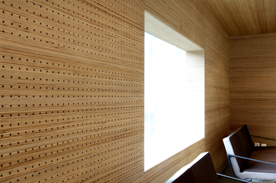 Plexwood - Panel unilateral de Plexwood | Chapas de madera