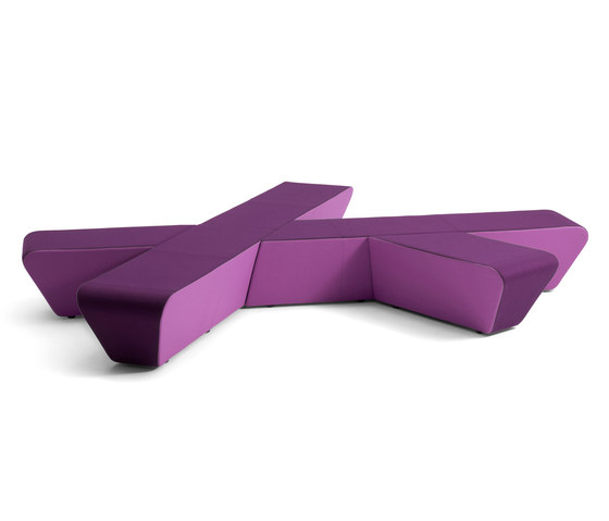 Runway by +Halle | Waiting area benches