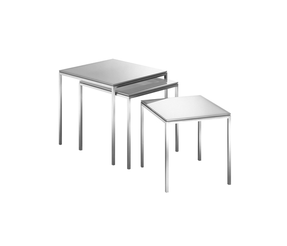 H 22/3 23/3 24/3 Less by Hansen | Nesting tables