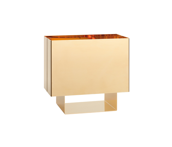 LT01 SEAM ONE 24 KT GOLD FINISH LIMITED EDITION de e15 | Iluminación general