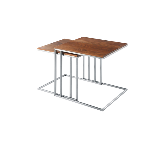 H 25/26 Less by Hansen | Nesting tables