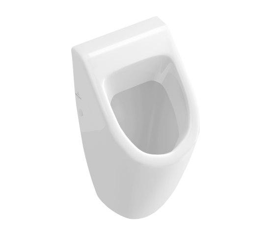 Subway Absaug-Urinal von Villeroy & Boch | Urinale